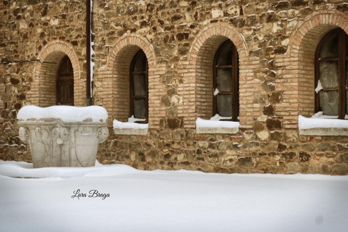 La Rocca e la magia della neve80 - Larabraga19 - Montefiore Conca (RN)