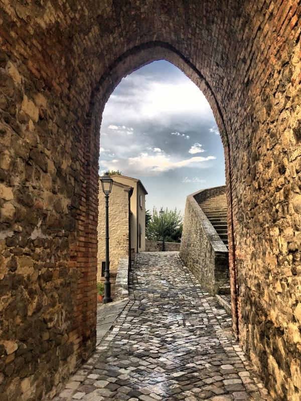 La Rocca , le sue sfumature...12 - Larabraga19 - Montefiore Conca (RN)