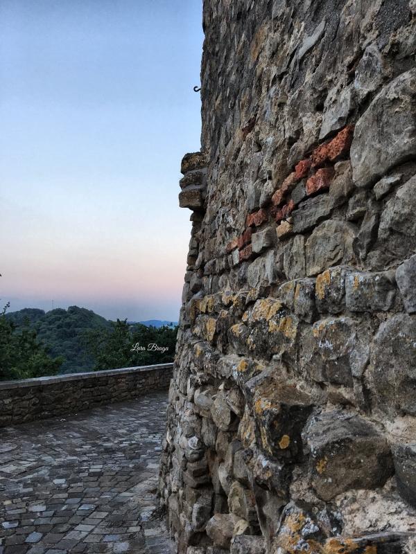 La Rocca , le sue sfumature...14 - Larabraga19 - Montefiore Conca (RN)