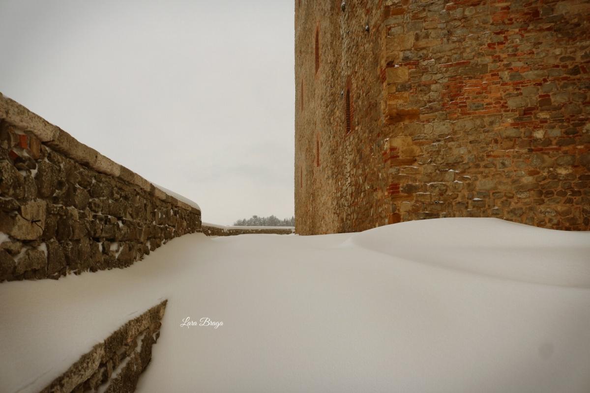 La Rocca e la magia della neve22 - Larabraga19 - Montefiore Conca (RN)