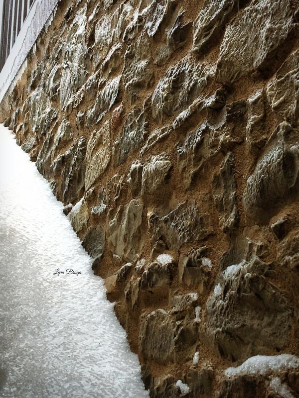 La Rocca e la Galaverna....ghiaccio sulla neve41 - Larabraga19 - Montefiore Conca (RN)