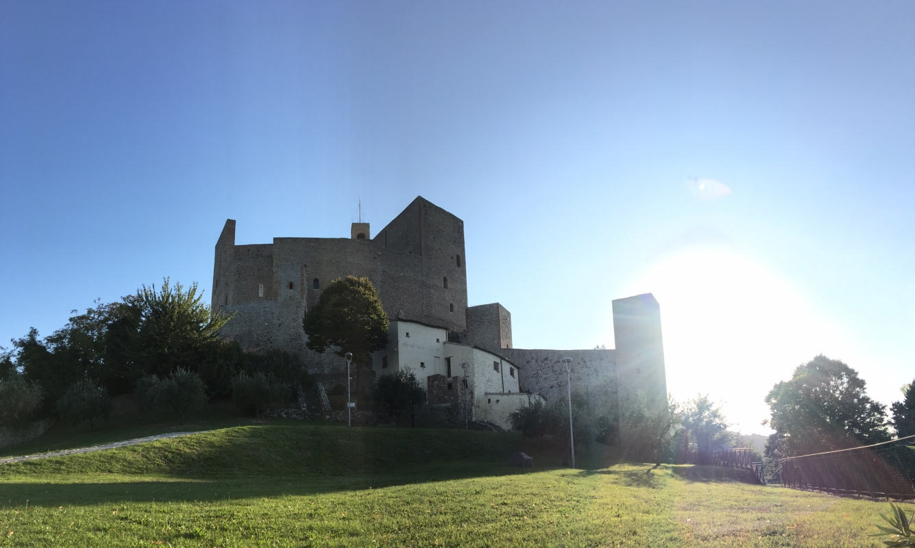 La Rocca ed i suoi colori32 - Larabraga19 - Montefiore Conca (RN)