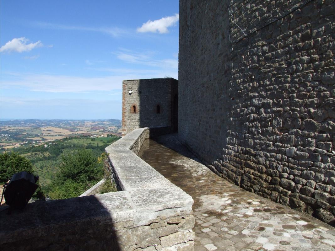 Rocca Malatestiana - Montefiore Conca 15 - Diego Baglieri - Montefiore Conca (RN)