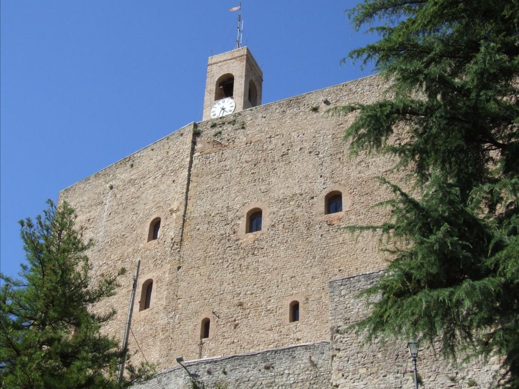 Rocca Malatestiana - Montefiore Conca 6 - Diego Baglieri - Montefiore Conca (RN)