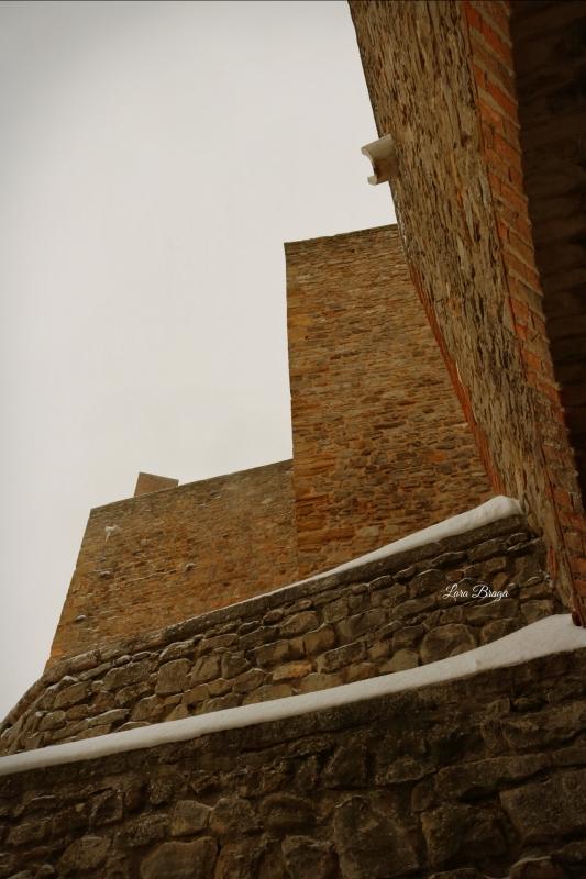 La Rocca e la magia della neve10 - Larabraga19 - Montefiore Conca (RN)