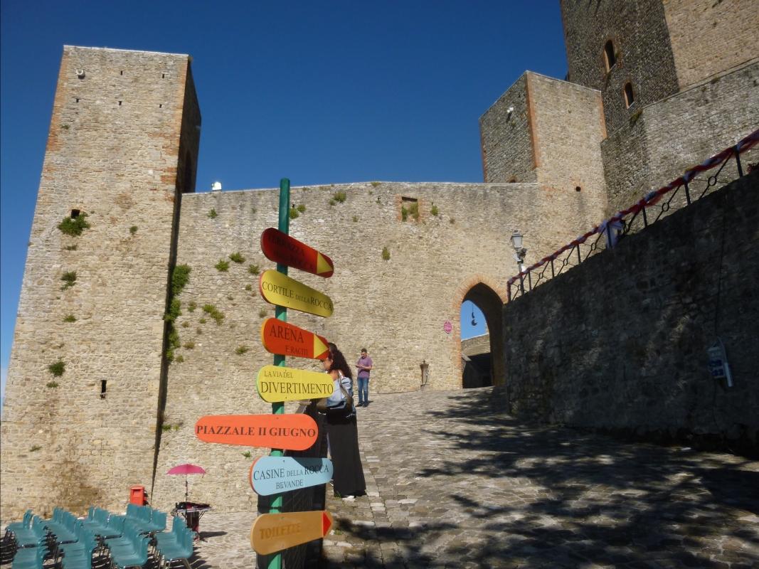 Rocca Malatestiana - Montefiore Conca 35 - Diego Baglieri - Montefiore Conca (RN)