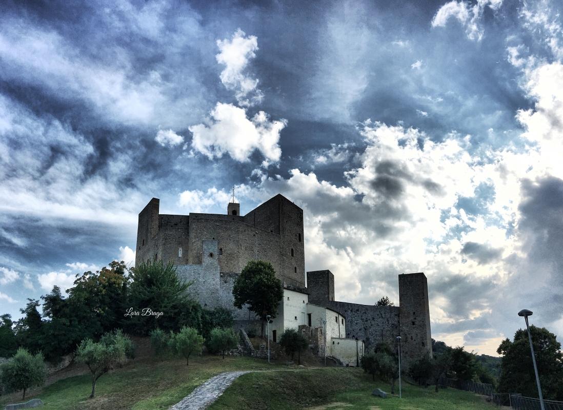 Lanrocca e la sua magia2 - Larabraga19 - Montefiore Conca (RN)