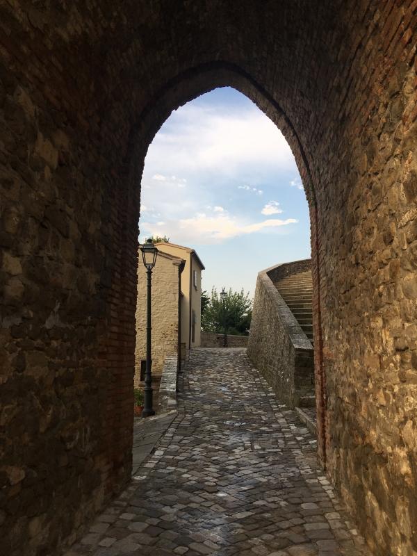 La Rocca , le sue sfumature...10 - Larabraga19 - Montefiore Conca (RN)