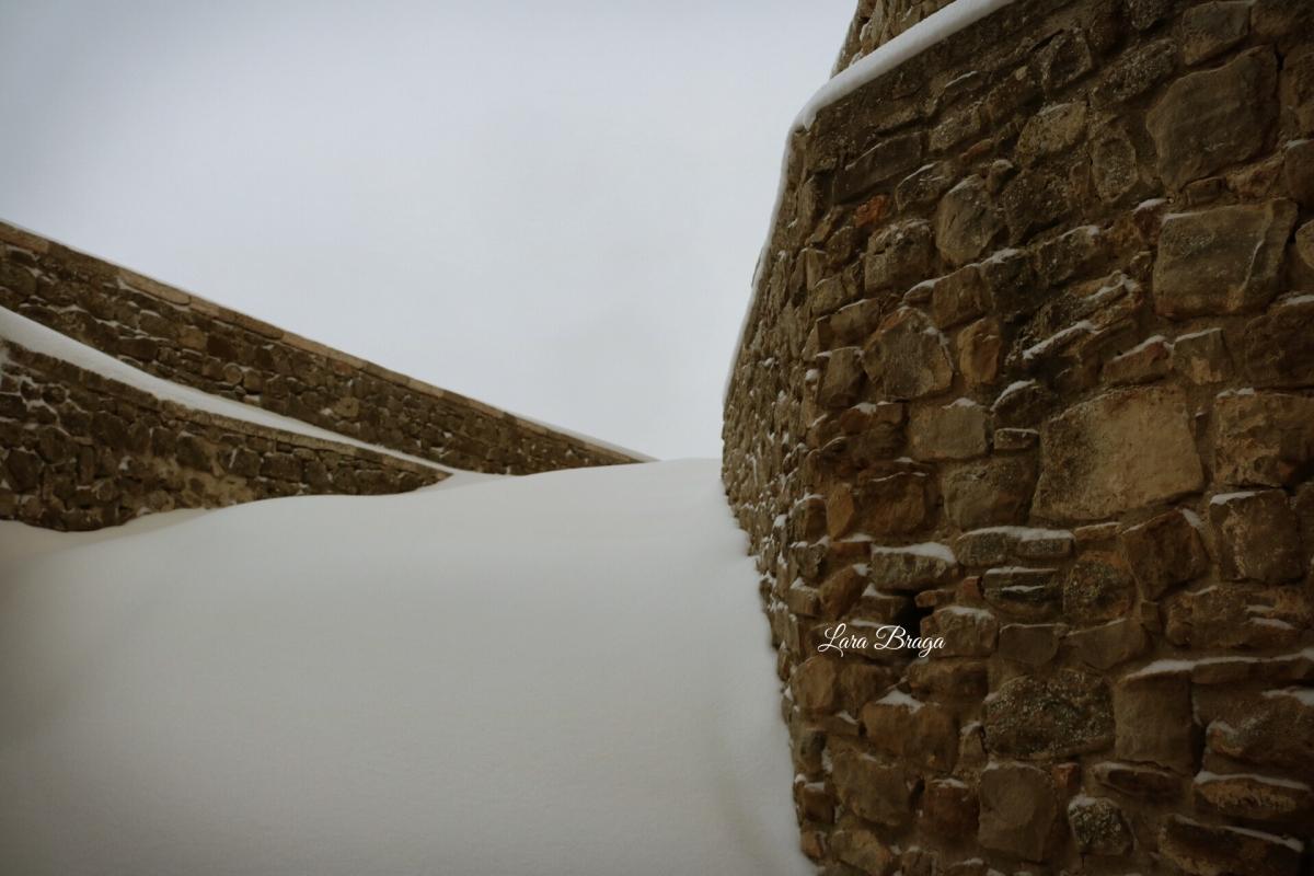 La Rocca e la magia della neve9 - Larabraga19 - Montefiore Conca (RN)