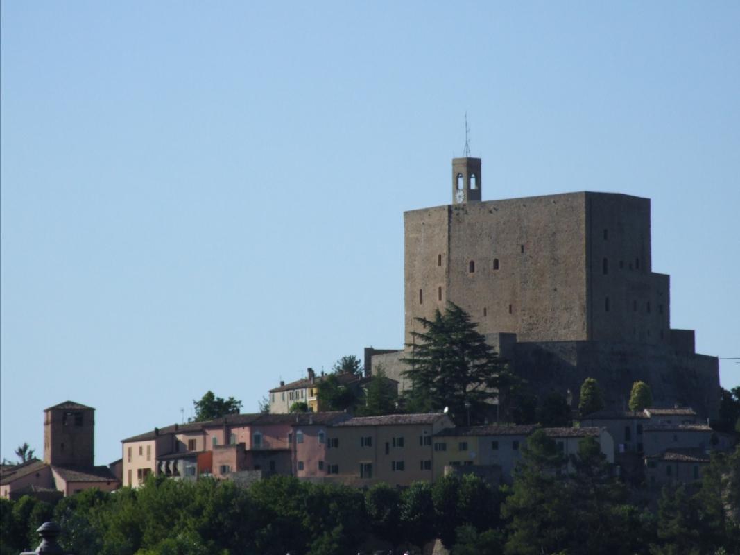 Rocca Malatestiana - Montefiore Conca 25 - Diego Baglieri - Montefiore Conca (RN)
