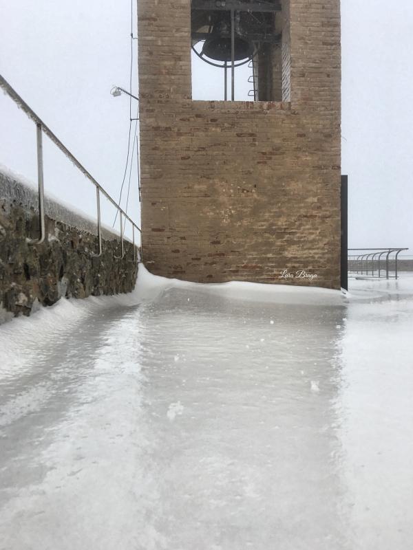 La Rocca e la Galaverna....ghiaccio sulla neve38 - Larabraga19 - Montefiore Conca (RN)
