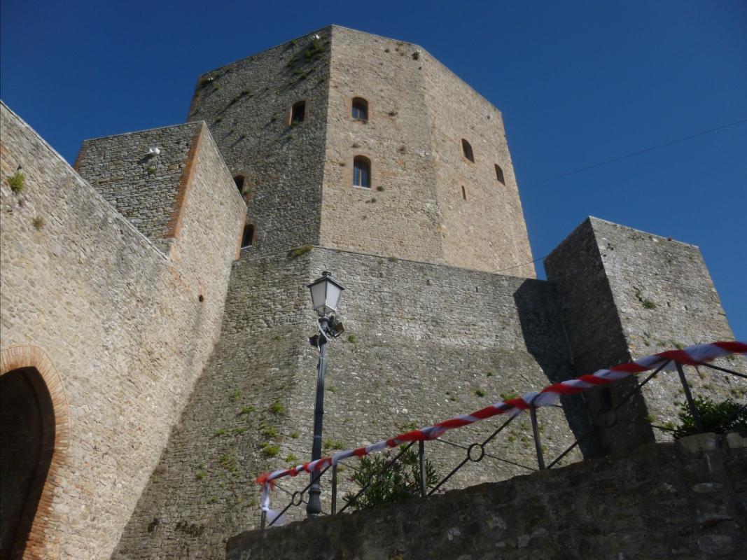 Rocca Malatestiana - Montefiore Conca 34 - Diego Baglieri - Montefiore Conca (RN)