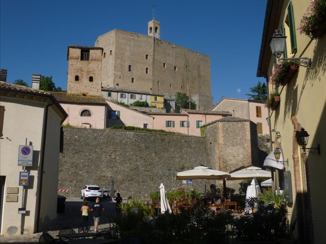 Rocca Malatestiana - Montefiore Conca 41 - Diego Baglieri - Montefiore Conca (RN)