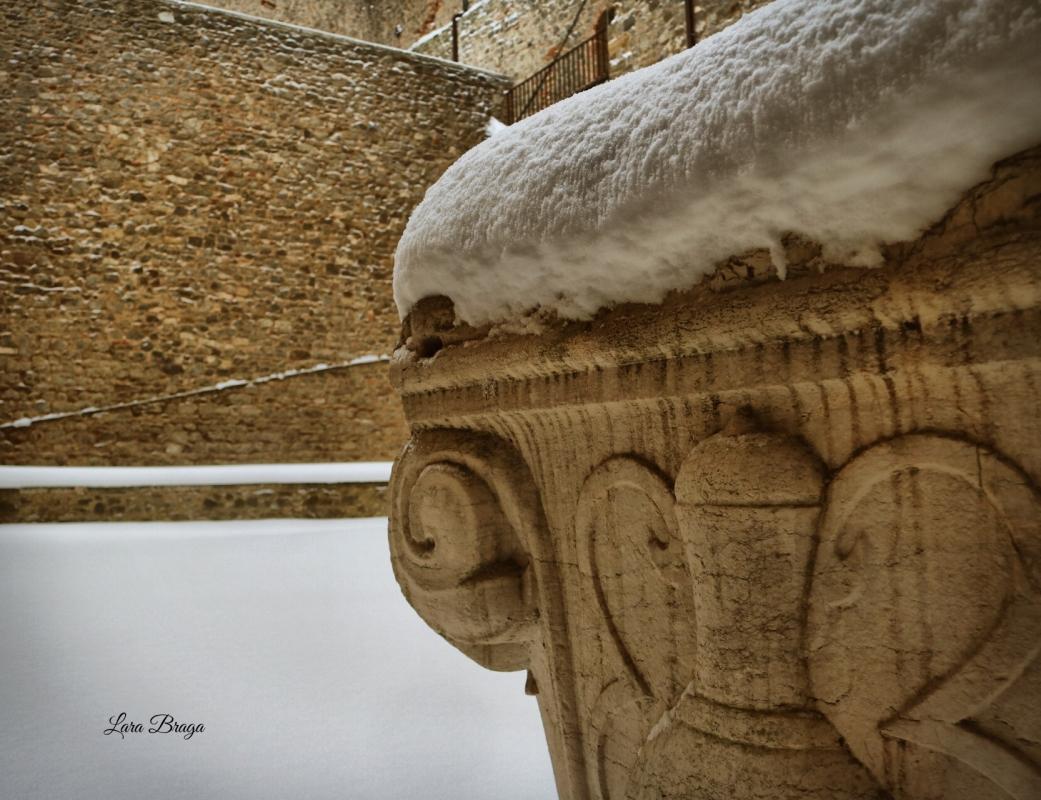 La Rocca e la neve36 - Larabraga19 - Montefiore Conca (RN)