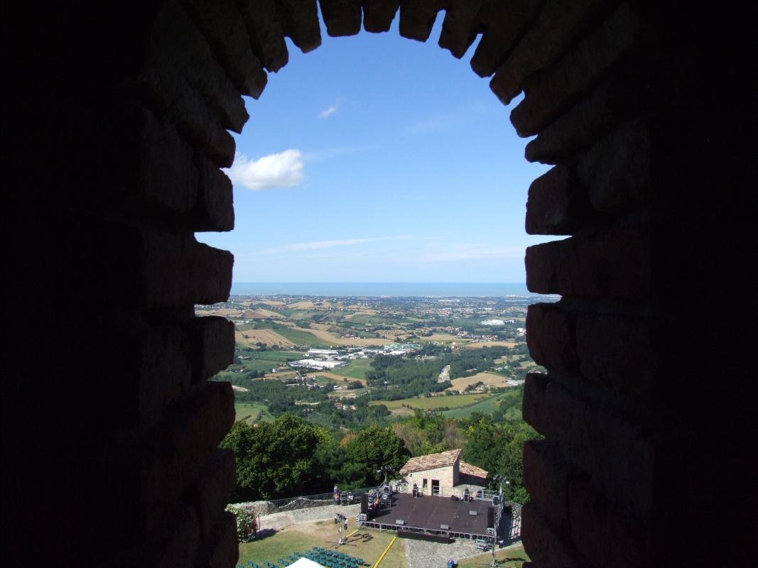Rocca Malatestiana - Montefiore Conca 17 - Diego Baglieri - Montefiore Conca (RN)