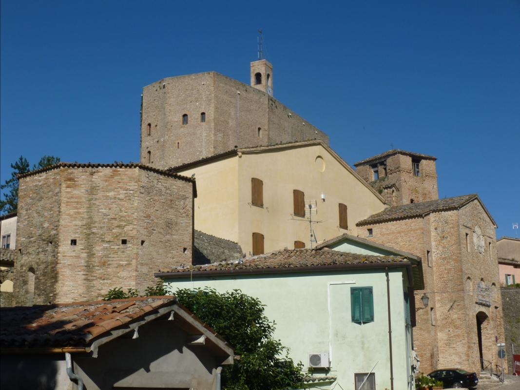 Rocca Malatestiana - Montefiore Conca 39 - Diego Baglieri - Montefiore Conca (RN)