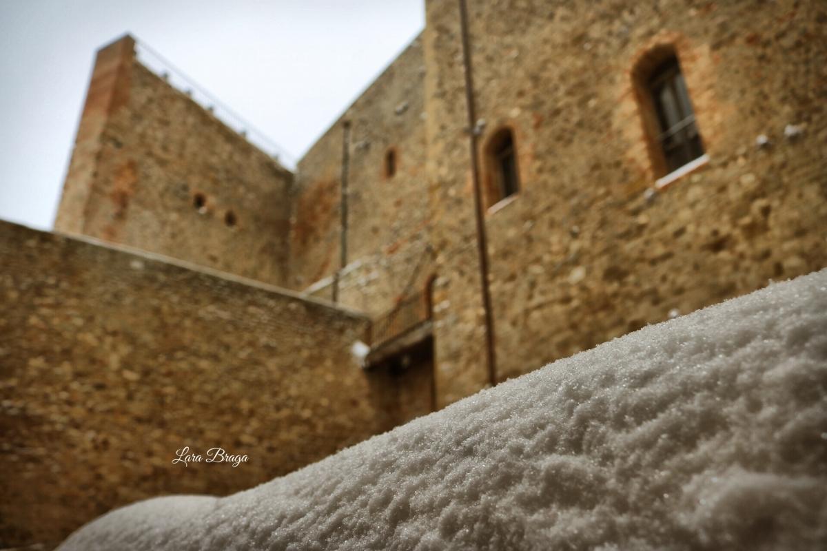 La Rocca e la neve38 - Larabraga19 - Montefiore Conca (RN)