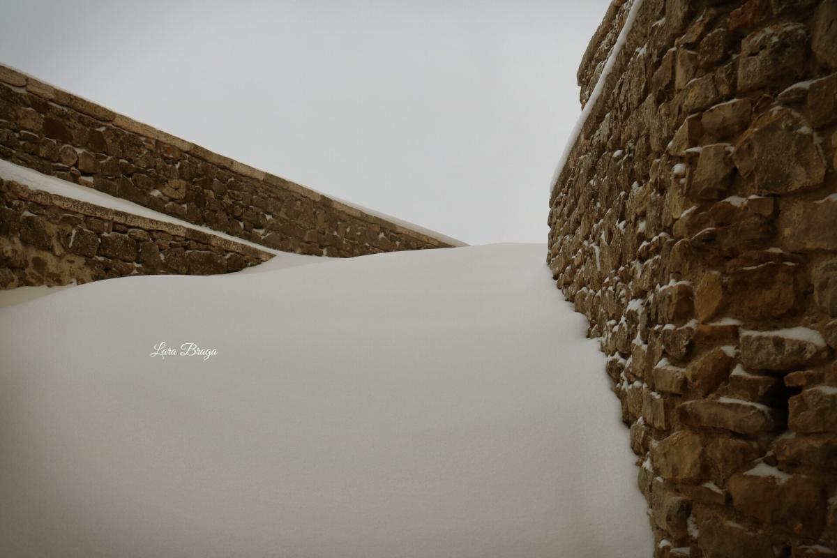 La Rocca e la magia della neve12 - Larabraga19 - Montefiore Conca (RN)