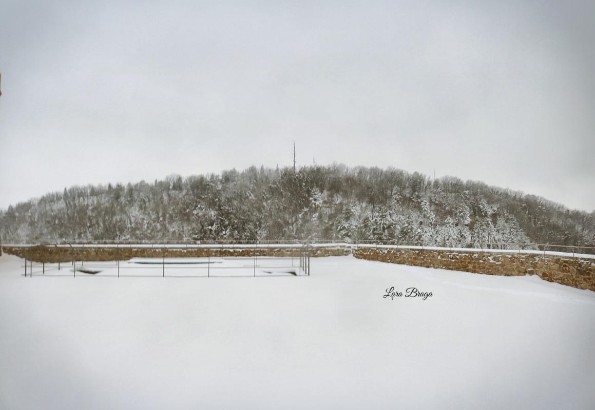 La Rocca e la neve14 - Larabraga19 - Montefiore Conca (RN)