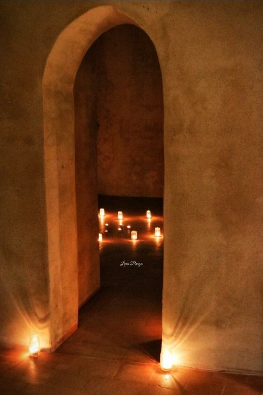 La Rocca , le sue sfumature...8 - Larabraga19 - Montefiore Conca (RN)