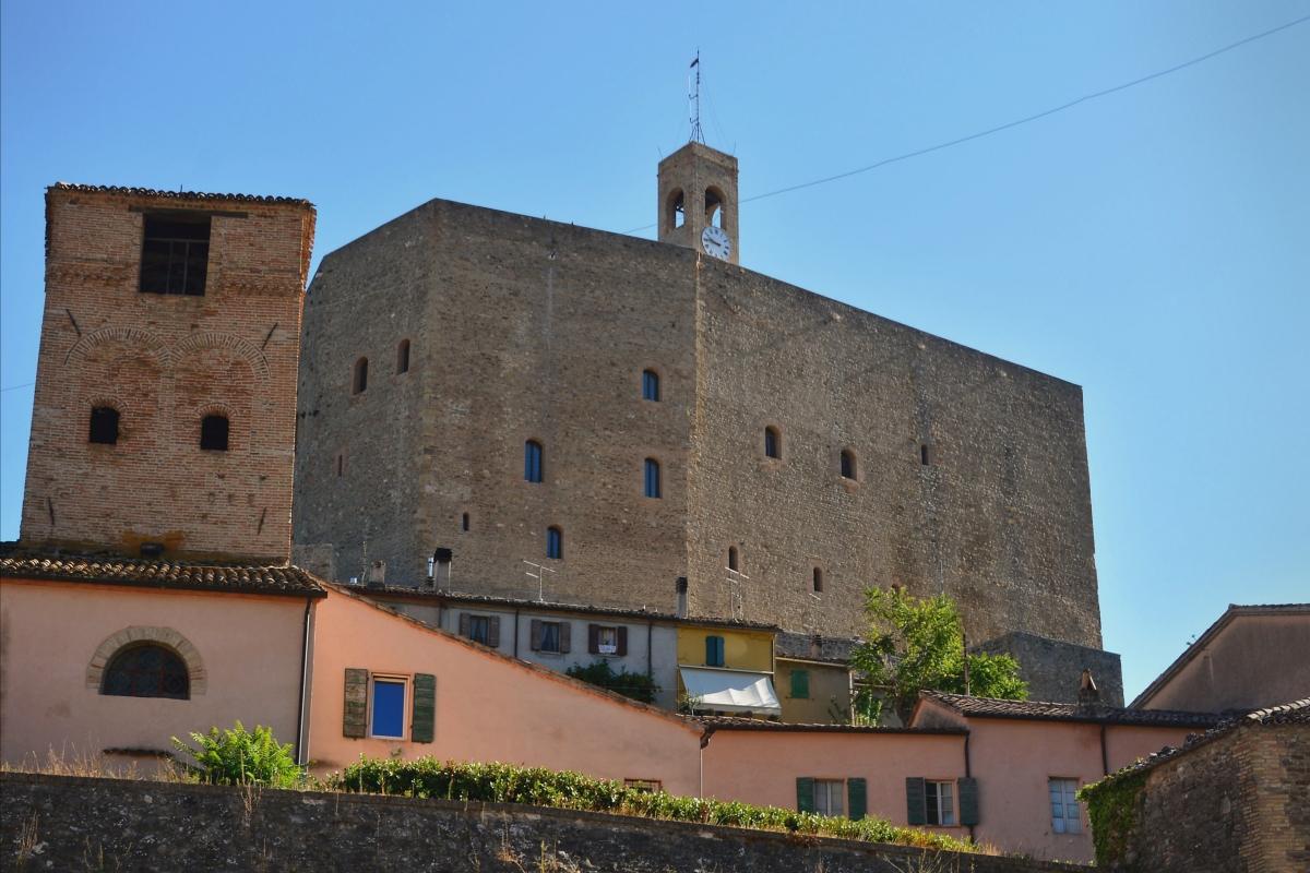 Rocca Malatestiana, Montefiore Conca - Sibilla Fanciulli - Montefiore Conca (RN)