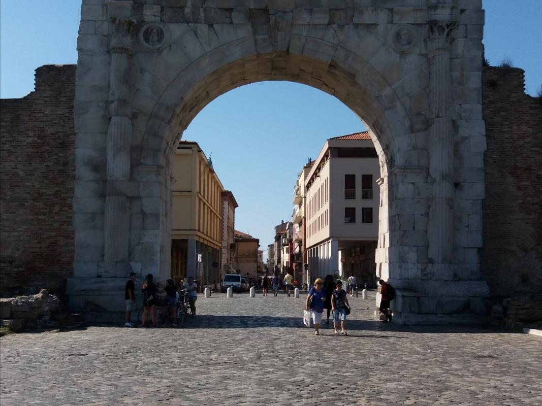 Arco di Augusto 01 - Oleh Kushch - Rimini (RN)