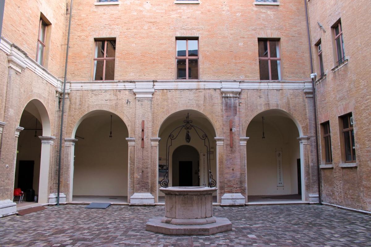 Biblioteca Civica Gambalunga - Thomass1995 - Rimini (RN)