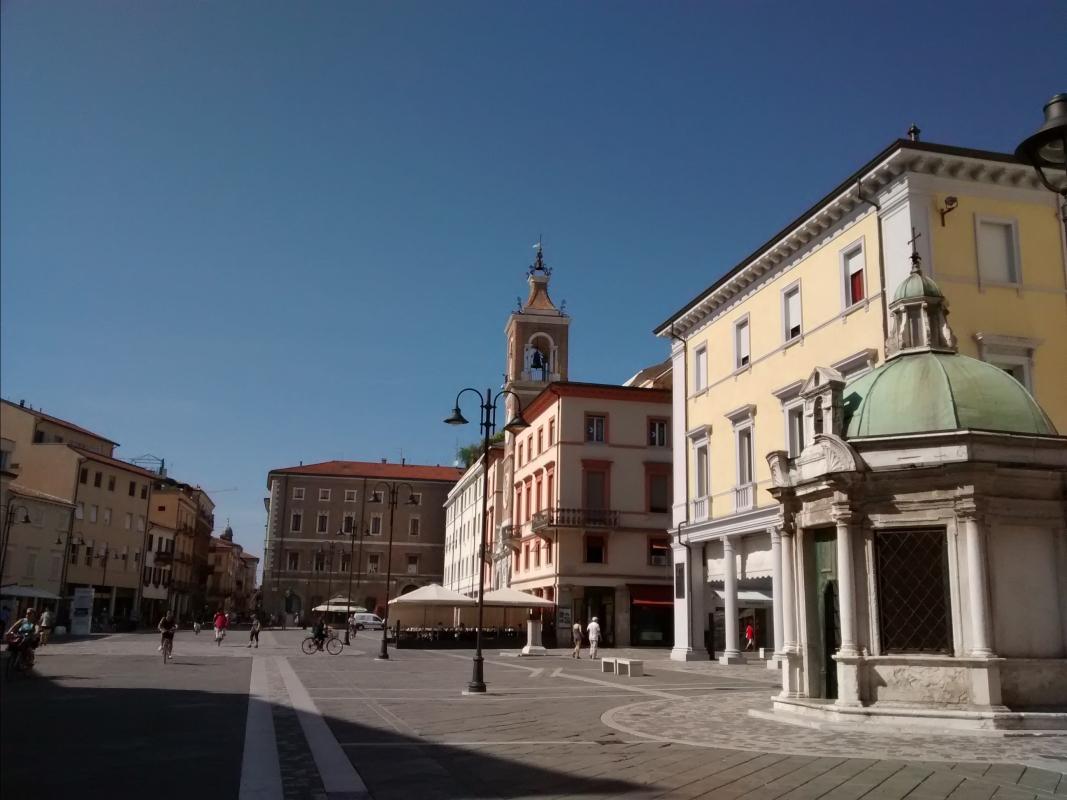 Vista d'insieme - Marmarygra - Rimini (RN)