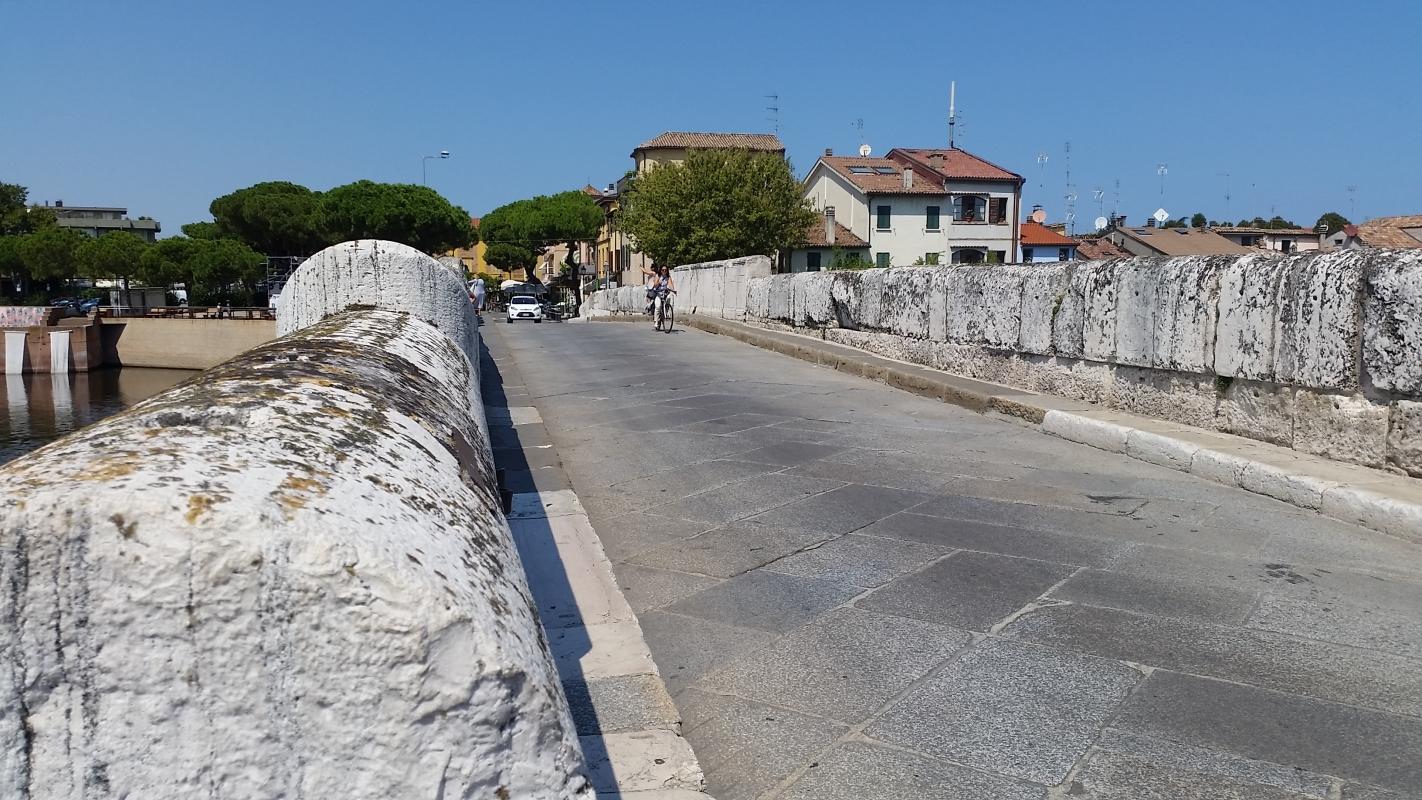Bridge of Tiberius 03 - Hecatonkheir - Rimini (RN)