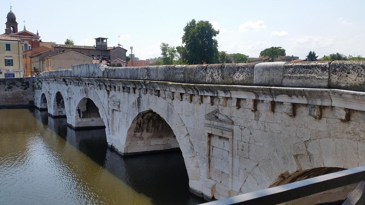 Bridge of Tiberius 01 - Hecatonkheir - Rimini (RN)