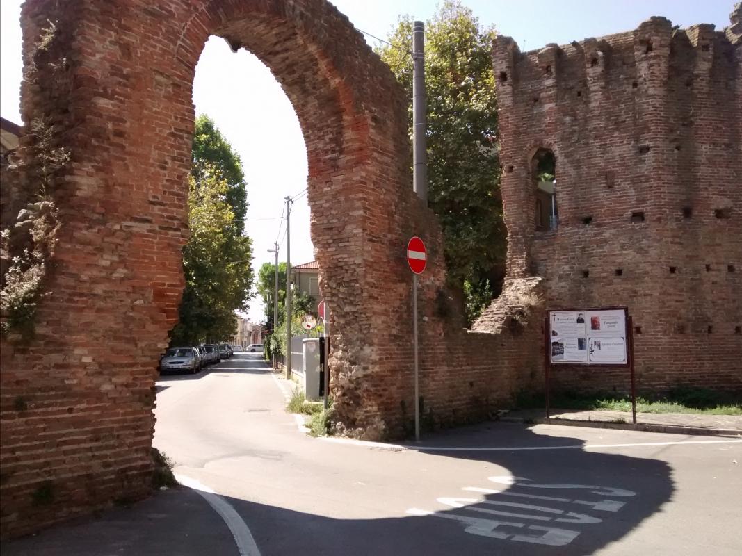 La Gervasona di giorno - Marmarygra - Rimini (RN)
