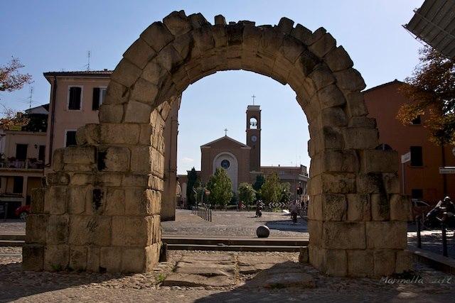 Porta Montanara Rimini - LuMa1970 - Rimini (RN)