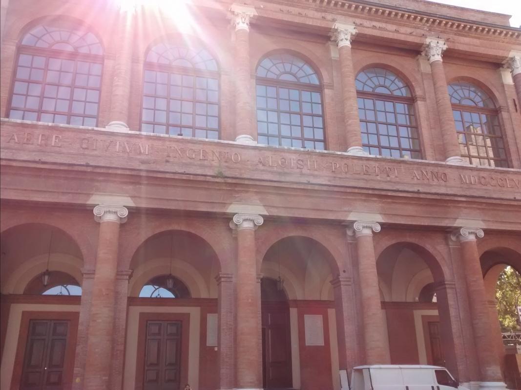 Il sole invadente - Marmarygra - Rimini (RN)
