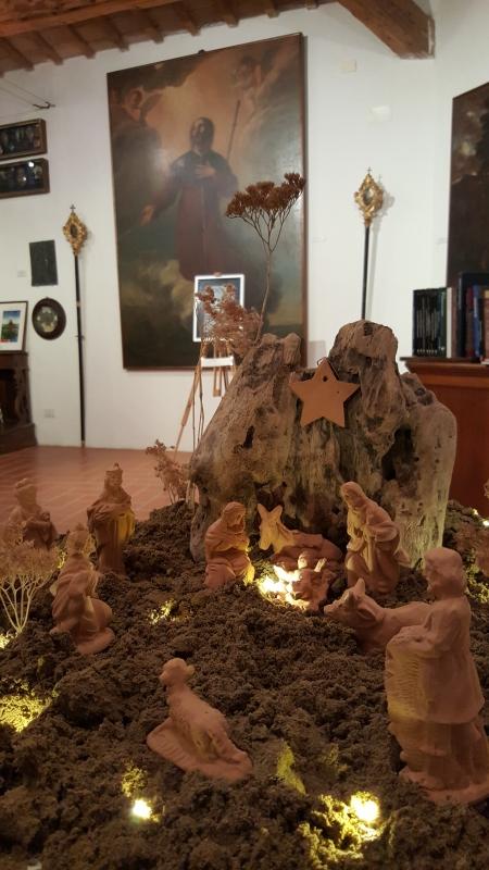 Presepio di Vita Voi al Museo di Saludecio 01 - Marco Musmeci - Saludecio (RN)