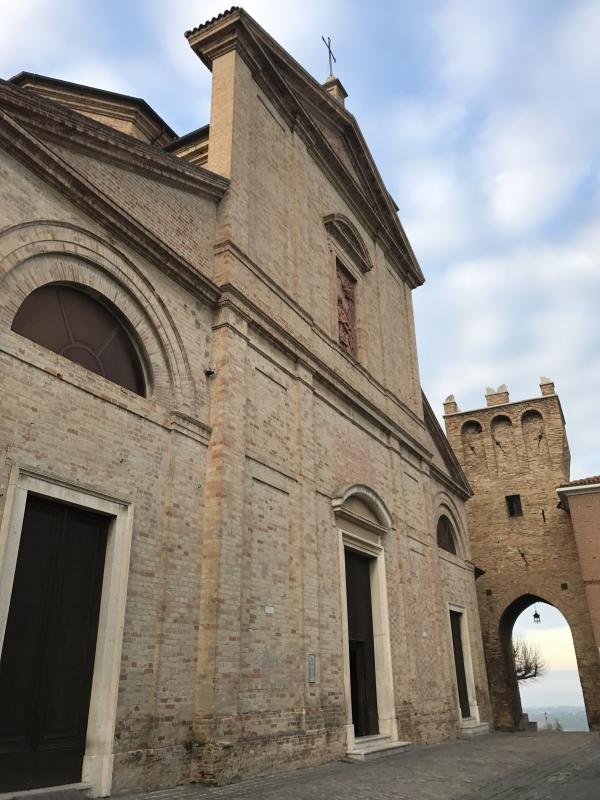 Santuario e Museo del Beato Amato - Thomass1995 - Saludecio (RN)