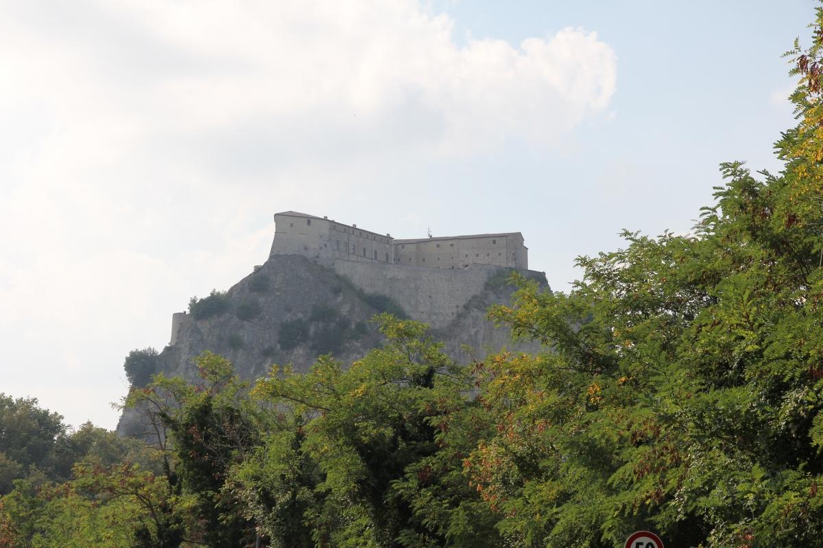 San Leo, forte di San Leo (08) - Gianni Careddu - San Leo (RN)