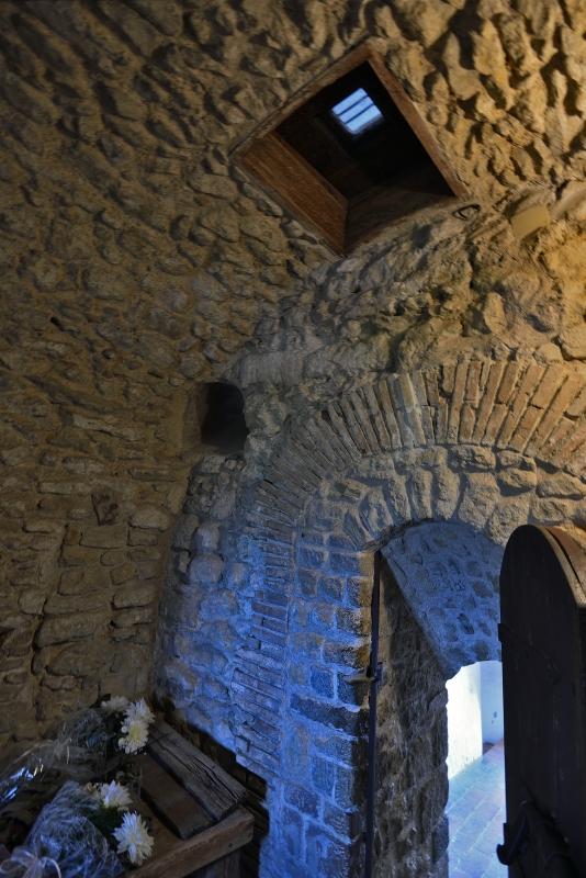 La cella del Conte Cagliostro - Carlo grifone - San Leo (RN)