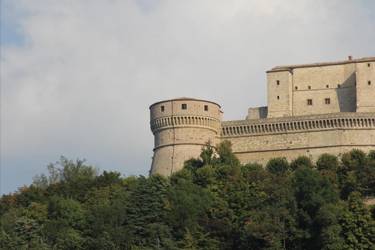 San Leo, forte di San Leo (15) - Gianni Careddu - San Leo (RN)