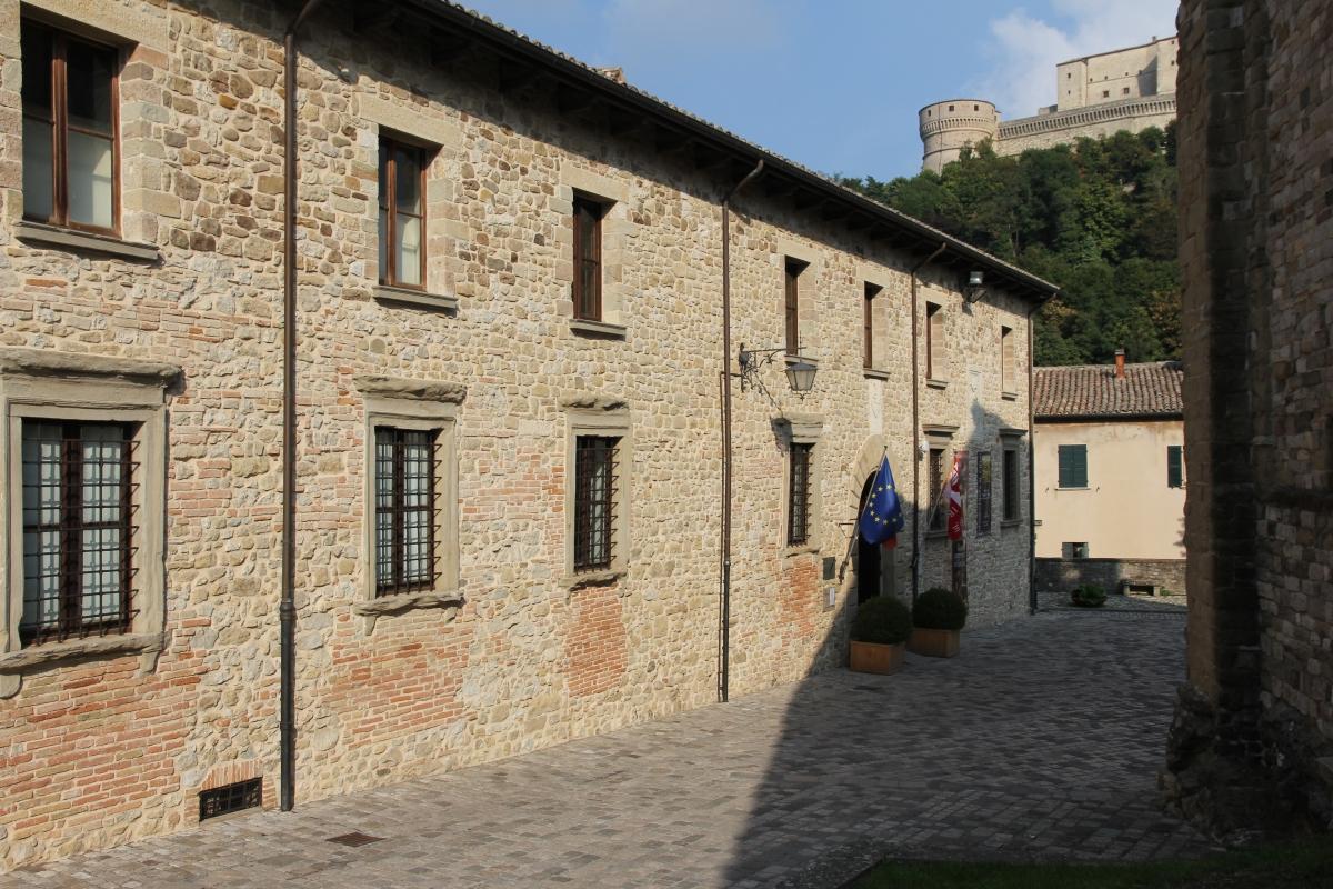 San Leo, palazzo mediceo (02) - Gianni Careddu - San Leo (RN)