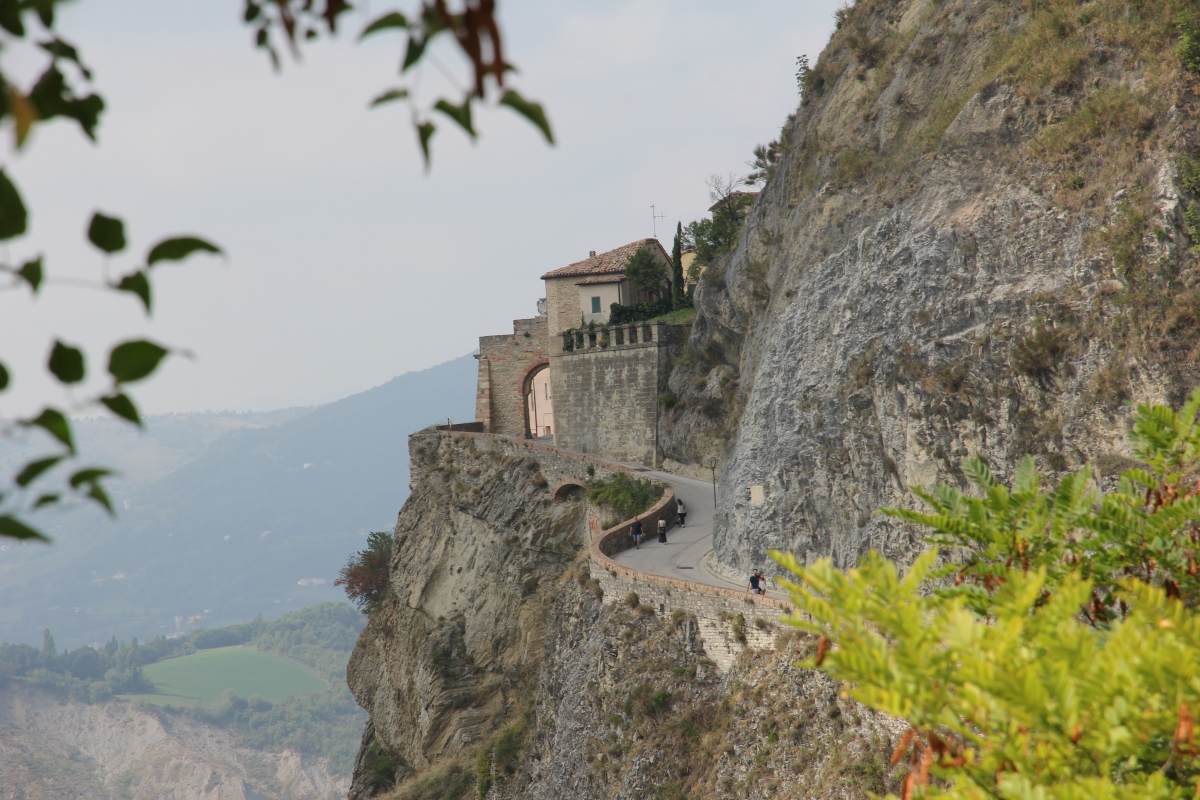 San Leo, porta di Sopra (01) - Gianni Careddu - San Leo (RN)