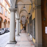 Portici di via Castiglione - Albertoc - Bologna (BO)
