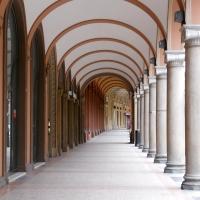Portici di via Farini - Albertoc - Bologna (BO)