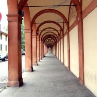 Portico Via Pietro de Coubertin - Valentina.desantis - Bologna (BO)