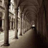 Portico Basilica di San Giacomo Maggiore - Giacomo Barbaro - Bologna (BO)