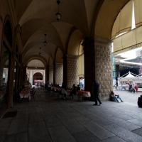 Portico Palazzo del Podestà - Giacomo Barbaro - Bologna (BO)