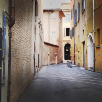Street Routine - Giorgia.papacharissis - Bologna (BO)