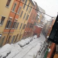 Via Pietralata con la neve - Danieladonnesi - Bologna (BO)