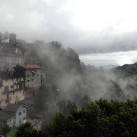 Nebbia del mattino - Enrico Petrucciani - Lizzano in Belvedere (BO)
