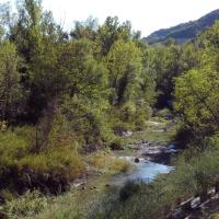 Vista panoramica dalla strada - Albertoc - San Lazzaro di Savena (BO)
