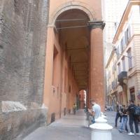 Portico della Cattedrale di San Pietro, Via Altabella (BO) - Elenavanpelt - Bologna (BO)